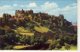 EDINBURGH - The Castle  , Used - Midlothian/ Edinburgh
