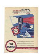 Protège Cahier Pile Wonder Le Boitier Piéto - Electricité & Gaz