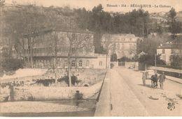 Bédarieux  : Le Château - Bedarieux