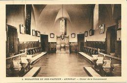07 ANNONAY  Monastère Du Bon Pasteur Choeur De La Communauté CPA N° 4 - Annonay