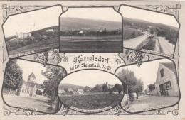 KATZELSDORF Bei Wr.Neustadt (NÖ), Sehr Schöne Seltene Karte, Gel.1905?, Rückseitig Klebespuren - Otros