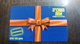 Israel-block Buster-video -(10)-31.12.2003-used - Projecteurs De Films