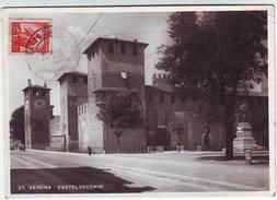 VERONA . CASTELVECCHIO . - Verona