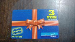Israel-block Buster-bank Leumi-(14)-31.12.2004-used - Film Projectors