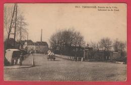 Dendermonde - Inkomst In De Stad ( Verso Zien ) - Dendermonde