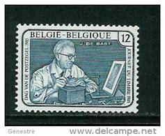 Belgique COB 2169** (MNH) - Journée Du Timbre 1985 - Valeur Faciale - Belgique
