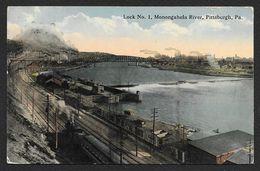 PITTSBURGH Lock N°1 Monongahela River USA (PA) - Pittsburgh