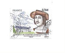 Jacques II De Chabannes Dit Jacques De La Palice N°4955 Oblitéré Année 2015 - Gebraucht