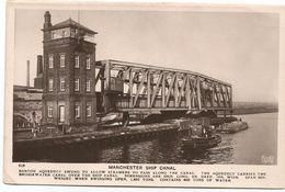 Z3590 Manchester Ship Canal - Barton Aqueduct / Non Viaggiata - Manchester