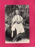 """AFRIQUE, """"Type Marocain"""", Mauresque Dans L'Intimité, 1914, (Bertou) - Afrique"""