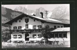 AK Reith, Totalansicht Gasthaus Tischlerwirt - Österreich