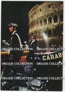 CARTOLINA CARABINIERI MOTOCICLISTI - Polizia – Gendarmeria