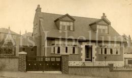 Photo Ancien / England / House / Street - Lieux