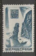 ST PIERRE ET MIQUELON  N° 328  NEUF** LUXE SANS  CHARNIERE / MNH - St.Pedro Y Miquelon