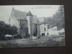 CREUSE PITTORESQUE - * LAVAUFRANCHE-Château Du XV° Siècle*-Franchise Militaire. - Other Municipalities