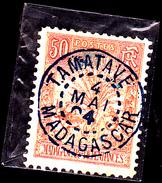 550   Zébu     Belle Oblitération      Signé  Disponible Le 4 Aout   (clascamerouvalenc) - Madagascar (1889-1960)