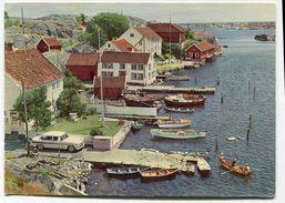 CARTOLINA  BREKKESTO NORVEGIA VIAGGIATA - Norvegia