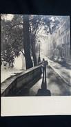 CPSM PHOTOGRAPHE ALBERT MONIER PARIS LE QUAI DE BOURBON VERS LE PONT MARIE N° 304 - Fotografie