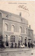 Pernes En Artois Le Bureau De Postes / Militaire 1914 / Vélos / Postiers - France