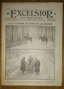 """Excelsior N°1532 25/01/1915 - Bois De La Grurie - Nos Artilleurs Chassent Les Taubes - Clermont En Argonne - """"Emden"""" - Journaux - Quotidiens"""