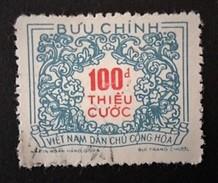 1958 Postage Due / Taxe Yvert T 4 (100d.) - Viêt-Nam