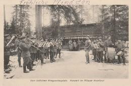 Konzert Im Mitauer Kronforst - Guerre 1914-18