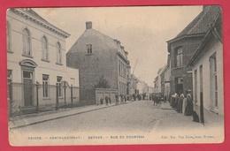 Deinze - Kortrijkstraat - 1907 ( Verso Zien ) - Deinze