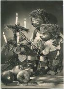 Mecki - Herzliche Weihnachtsgrüße - Nr. 104 - Verlag Europa-Kontor Köln - Mecki