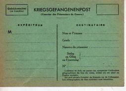 KRIEGSGEFANGENENPOST Scan Recto Verso - Non Classificati