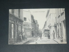 BOURG DE PEAGE  ARDT VALENCE  1910    /   RUE DES TEPPES  /   CIRC  EDIT - Autres Communes
