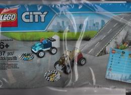 Lego 5004404 Ville Course-poursuite Avec La Police Neuf ** Dans L'emballage - Lego System