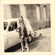 AUTOMOBILE RENAULT 4L - PHOTO ORIGINALE 1970 - 9x9 Cms - Automobili
