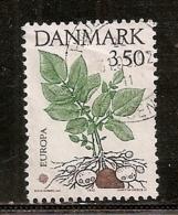 DANEMARK N°  1028    OBLITERE - Usati