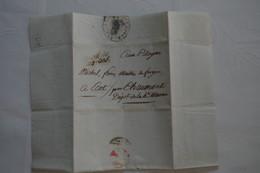 2-245  Prairial An V 6 Juin 1797 Conseil Des Cinq Cents Chambre Maitre Des Forges Généalogie MICHEL Ecot Berthot Vaux - Marcophilie (Lettres)