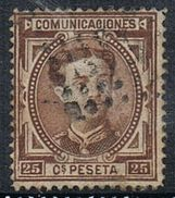 ESPAGNE N°166 - 1870-72 Reggenza