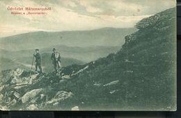 ROMANIA HUNGARY 1909 MARAMAROS VINTAGE POSTCARD - Rumania