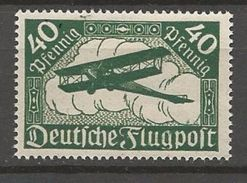 ALLEMAGNE PA N° 2 NEUF ** LUXE  SANS CHARNIERE / MNH - Airmail