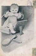 CPA Illustrateur F. Gareis - Humour Enfant Bébé - Gareis, F.