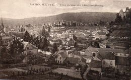 Luxembourg, Larochette, Vue Prise Du Himmelberg - Other