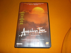 Apocalypse Now Redux Old Greek Vhs Cassette Tape From Greece - Action, Adventure