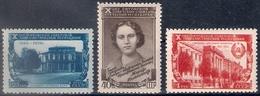 Russia 1950, Michel Nr 1500-02, MLH OG - 1923-1991 USSR