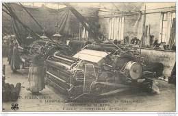 34 - LODEVE - Manufacture De Draps Eisserenc & Harlachol - Filature - Assortiment De Cardes - Lodeve