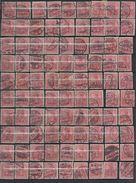 DR Lot 180 Marken Minr.56 Gestempel, Auf Farben Undurchsucht - Briefmarken