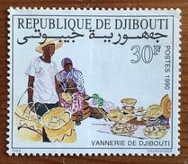 Djibouti  1990  MNH**  - # 668 - Djibouti (1977-...)