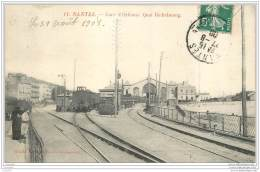 44 - NANTES - Gare D'Orleans - Quai Richebourg - Nantes