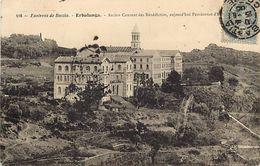 -dpts Div.-ref-RR115- Haute Corse - Erbalunga - Ancien Couvent Des Benedictines Devenu Pensionnat - Pensionnats - - France