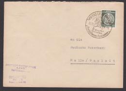 Bad Liebenwerda Baumschulen Forstpflanzen Forstsamen 1954 20 Pf Dienstpostmarke - [6] Democratic Republic