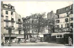 75005 - PARIS - Place Contrescarpe - Ecrite Au Futur Pianiste Classique Hollandais John Blot En 1958 - Arrondissement: 05