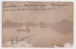 Natuurrampen Overstroming Parijs 1910 Innondation - Photos