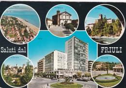 Saluti Dal Friuli - 6 Bilder * 1972 - Udine